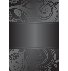Dark background vector