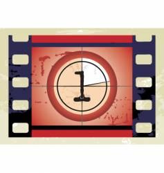 Film strip vector