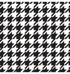 Trendy fabric pattern vector