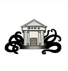 Evil bank vector