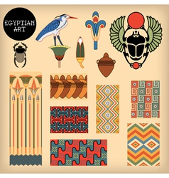 Egyptian art vector