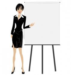 Sales executive vector