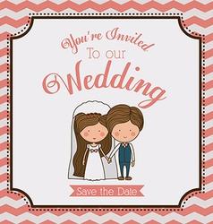 Romantic day design vector