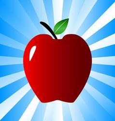 Big apple vector