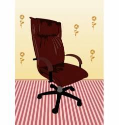 Director's chair vector
