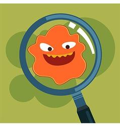 Magnifierbacteria vector