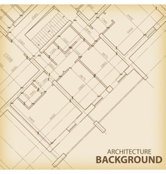 Architecture background 5 vector