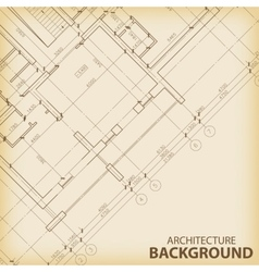 Architecture background 6 vector