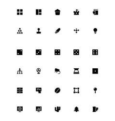 Mini icons 14 vector