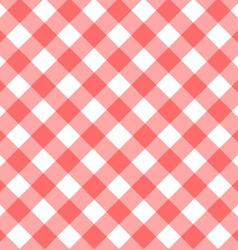 Criss cross gingham background vector