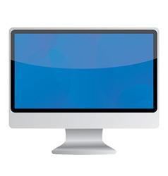 Monitor - screen vector