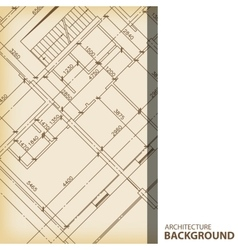 Architecture background fragment vector
