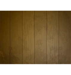 Grunge wood panel background vector