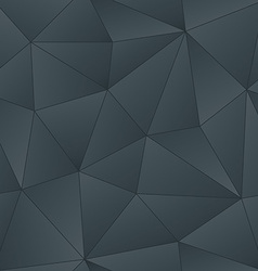 Low poly seamless background vector