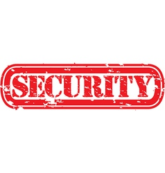 Security stamp vector