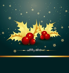 Christmas holiday vector