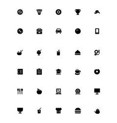 Mini icons 20 vector