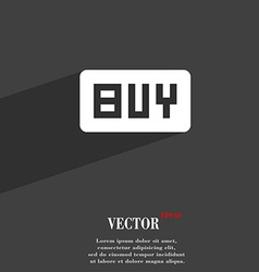Buy online buying dollar usd icon symbol flat vector