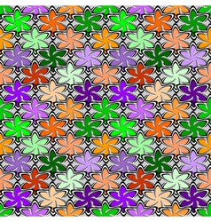 Design seamless colorful decorative pattern vector