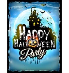 Halloween night background eps 10 vector