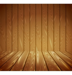 Wooden background vector