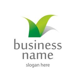 Grassy logo vector