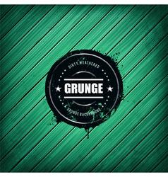 Grunge banner vector