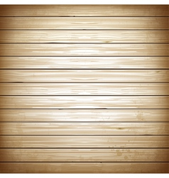 Wooden plank background vector