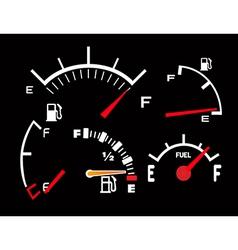 Petrol tank vector