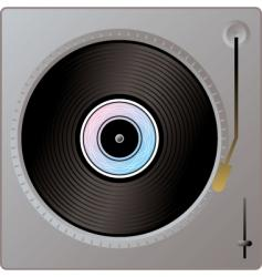 Record player vector