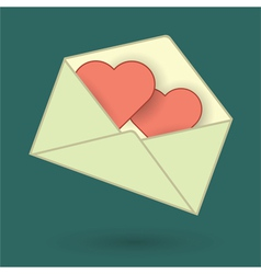 Love message vector