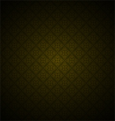 Thai pattern background vector