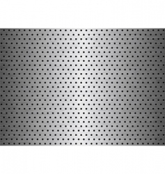 Sheet metal background vector