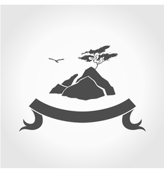 Symbol of wildlife vector