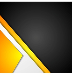 Bright abstract corporate background vector