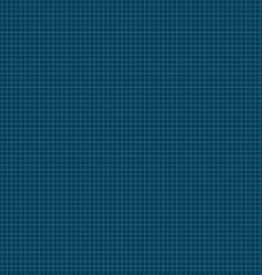 Blueprint grid background graphing paper for vector