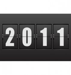 Date vector