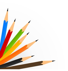 Framework pencils vector