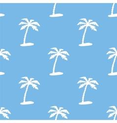 Island seamless pattern vector