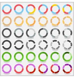 Circles vector