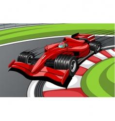 Car formula vector