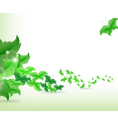 Environmental background vector