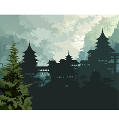 Background china vector
