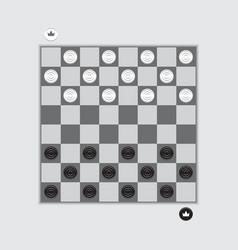 Checkerboard vector