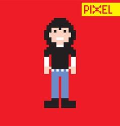 Cartoon person vector