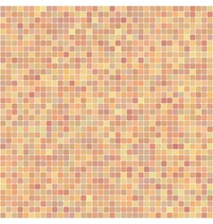 Square mosaic background vector