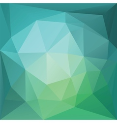 Geometric abstract background vector