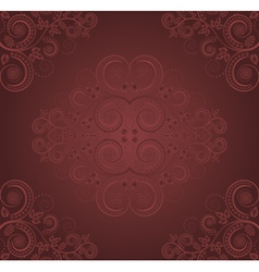 Burgundy background vector