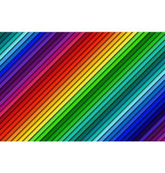 Abstract color background oblique line vector