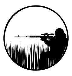Sniper vector